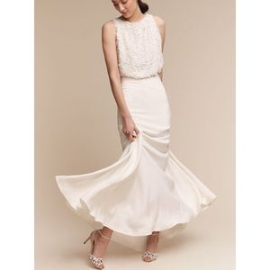 NWT BHLDN Wedding Gown—Size 6
